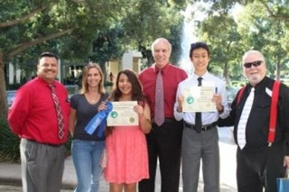 City of Escondido Earth Day Poster Contest Winners!!!