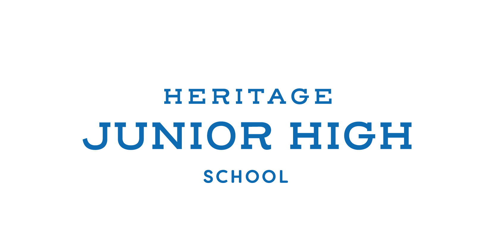 Heritage Junior High logo